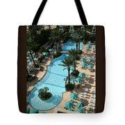 Pool1112b Tote Bag