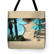 Pooldeck1145b Tote Bag