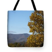 Poor Mountain View Tote Bag