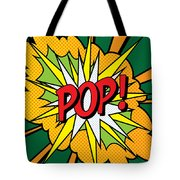 Pop Art 4 Tote Bag