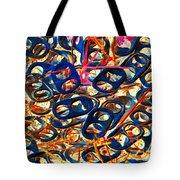 Pop Art B14 Tote Bag