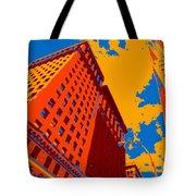 Pop Art Nyc Tote Bag