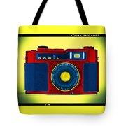 Pop Art Robin Tote Bag by Mike McGlothlen