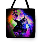 Pop Art Sexy Lingerie Tote Bag