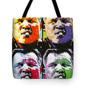 Pop Ditka Tote Bag