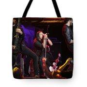 Pop Evil Tote Bag