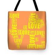 Pop Love 3 Tote Bag