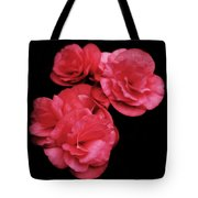 Pop Of Pink Tote Bag