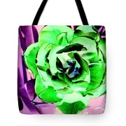 Pop Petals Tote Bag