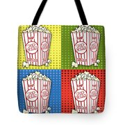 Popcorn Pop Art-jp2375 Tote Bag