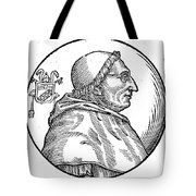 Pope Innocent Viii (1432-1492) Tote Bag