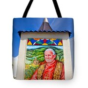 Pope John II Tote Bag