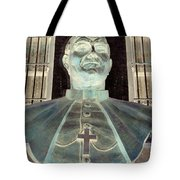 Pope John Paul The Second Tote Bag
