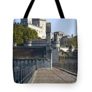 Pope Palace Tote Bag