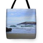 Popham Beach Surf Tote Bag