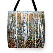 Poplar Art Tote Bag