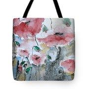 Poppies 01 Tote Bag