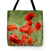 Poppies 1 Tote Bag
