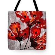 Poppies 47 Tote Bag