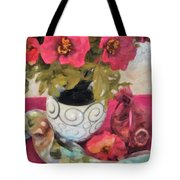 Poppies And Spices Tote Bag