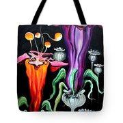 Poppies Fantasy.. Tote Bag