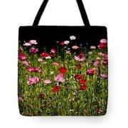 Poppies Gettin Sun Tote Bag