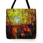 Poppies In Paradise Tote Bag