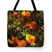 Poppies Will Make Them Sleep Tote Bag