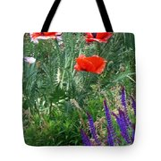 Popping Color Tote Bag