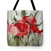 Poppy 1 Tote Bag