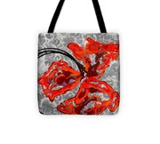 Poppy 49 Tote Bag
