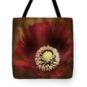 Poppy At Days End Tote Bag