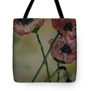 Poppy Breeze A Tote Bag