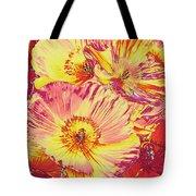 Poppy Extravaganza Tote Bag