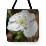 Poppy From The Angel's Choir Mix Tote Bag