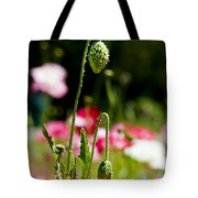 Poppy Getting Ready Tote Bag
