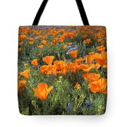 Poppy Perfection Tote Bag