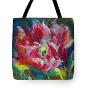 Poppy's Secret  Tote Bag by Talya Johnson