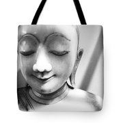Porcelain Statuette Tote Bag