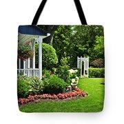 Porch And Garden Tote Bag