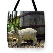 Pork Barrel Tote Bag