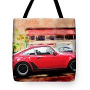 Porsche Series 01 Tote Bag