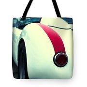 Porsche 550 Tote Bag