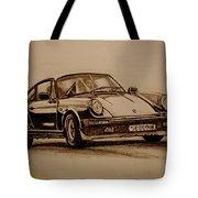 Porsche 911 Carrera Tote Bag