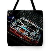 Porsche 911 Racing Tote Bag