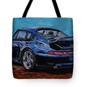 Porsche 911 Turbo  Tote Bag