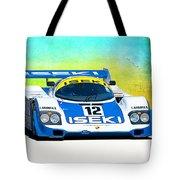 Porsche 956c - 118 Tote Bag