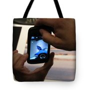 Porsche Photog Tote Bag