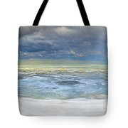 Port Austin 1st Day Of Spring Tote Bag