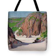 Port Bhan  Iona Tote Bag by Francis Campbell Boileau Cadell